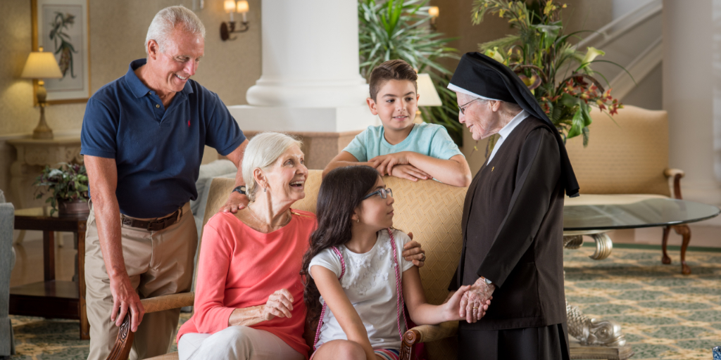 Lourde-Noreen McKeens is a faith based senior living community located in West Palm Beach, FL. Schedule a tour today.
